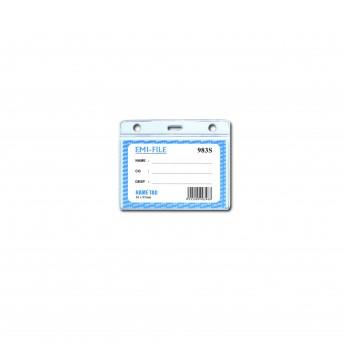 PVC Name Tag (983)