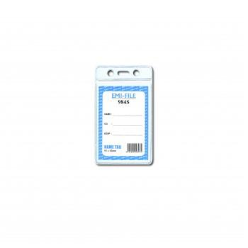 PVC Name Tag (984)