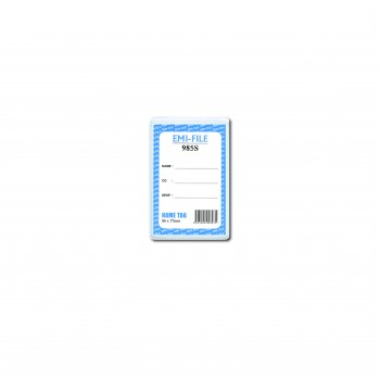 PVC Name Tag (985)